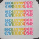 80er Style Lady Tank Top ° Hollywood Overdose