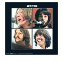 Aufkleber ° Beatles - Let it be ° Sticker