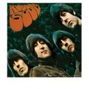 Aufkleber ° Beatles - Rubber Soul ° Sticker