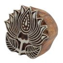 Wooden Stamp ° Water Lily ° 1,9""