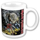 Taza � Iron Maiden - The Number Of The Beast