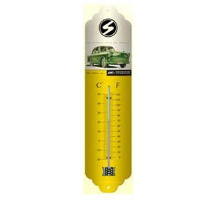 Blechthermometer ° AWZ Trabant -Auto ° Thermometer