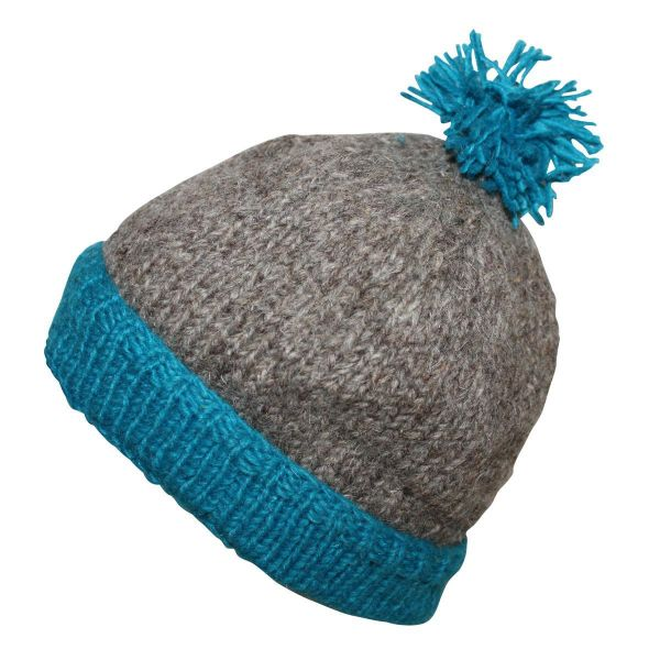 Woolen hats with Bobbles