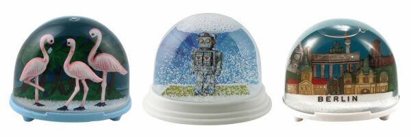 Snow domes