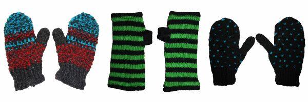 Gloves & gauntlets