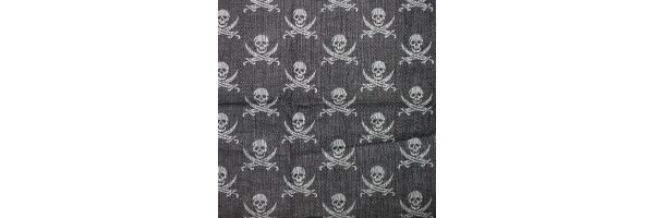 Pattern - Skulls with swords