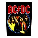 Backpatch - AC-DC - Highway To Hell