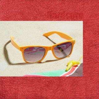 Freak Scene Occhiali da sole - L - arancione
