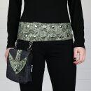 Gürteltasche - Amy - Muster 03 - Gürtelband mit abnehmbarer Tasche