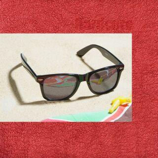 Freak Scene Sunglasses - L - black 1