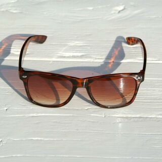 Freak Scene gafas de sol - L - marrón transparente 3