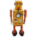 Robot - Robot de hojalata - Lilliput - amarillo - naranja...