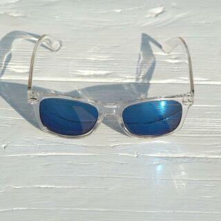 Freak Scene Sunglasses - L - transparent 2