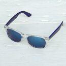 Freak Scene gafas de sol - L - transparente 4