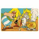 Frühstücksbrett - Asterix - mit Obelix und...