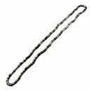 Costume jewelery - flexible snakechain neckles -...