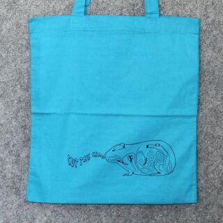 Cloth bag - Hamster - Cut the crap - Tote bag