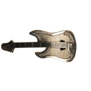 Hebilla de cinturón suelta - hebilla intercambiable para cinturón - hebilla intercambiable - hebilla de cinturón - guitarra 2