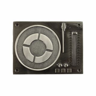Loose belt buckle - replaceable buckle for a belt - Record player 2