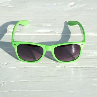 Freak Scene gafas de sol - L - verde 2