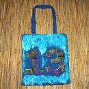 Stofftasche - 13 - Stoffbeutel - Einzelstück