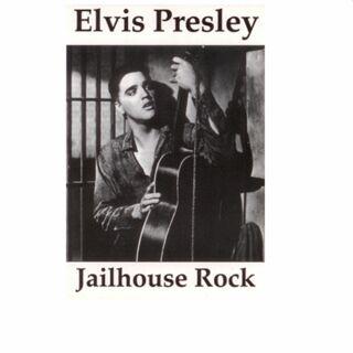 Cartolina - Elvis Presley - Jailhouse Rock
