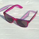 Freak Scene Sunglasses - M - pink transparent