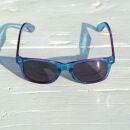 Freak Scene Sonnenbrille - M - blau transparent