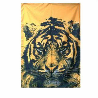 Póster bandera - Tigre 1