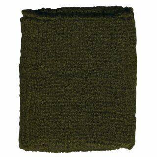 Schweißband einfarbig - grün - oliv