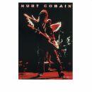 Postkarte - Nirvana - Kurt Cobain