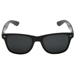Freak Scene Sonnenbrille - M - schwarz 1 Federbügel