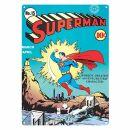 Blechschild - Superman - No.15 - Nostalgie Schild