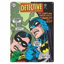 Blechschild ° Batman - No.380 Detective Comics °...