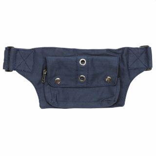 Gürteltasche - Sid - blau - Bauchtasche - Hüfttasche