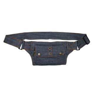 Gürteltasche - Sid - Jeans blau - Bauchtasche - Hüfttasche