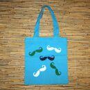 Cloth bag - Mustache - Tote bag