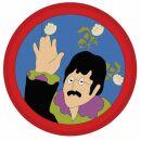 Aufnäher - The Beatles - Yellow Submarine - John...