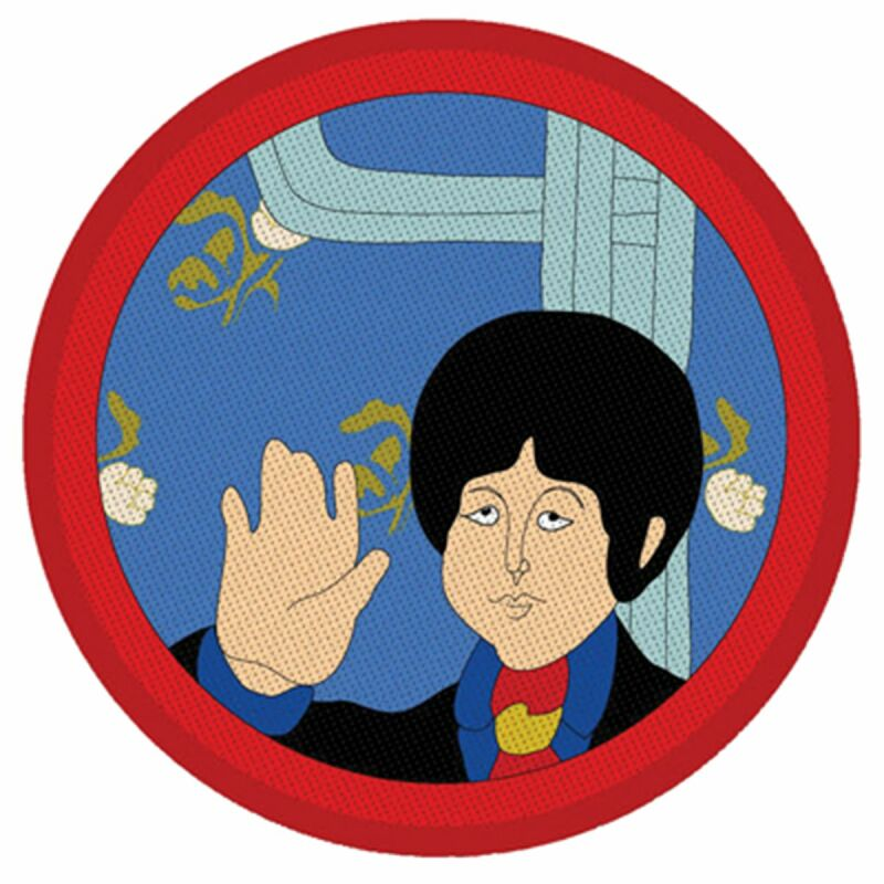 Aufnäher - The Beatles - Yellow Submarine - Paul McCartney - Patch