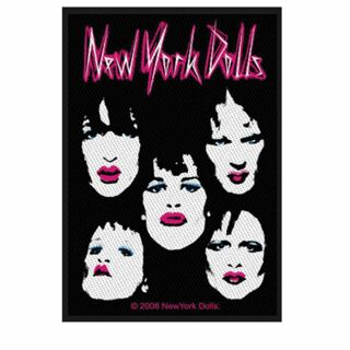 Patch - New York Dolls - Band