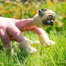 Marioneta dedo - Handipug - Perro