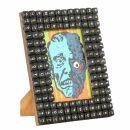 Bilderrahmen - Telefontasten - Tastatur Recycling