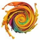 Kufiya - colourful-batik 09 - Shemagh - Arafat scarf