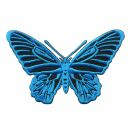 Parche - Mariposa - azul