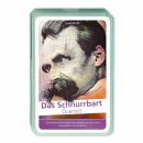 Kartenspiel - Quartett - Schnurrbart