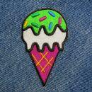 Patch - Ice Cream - green