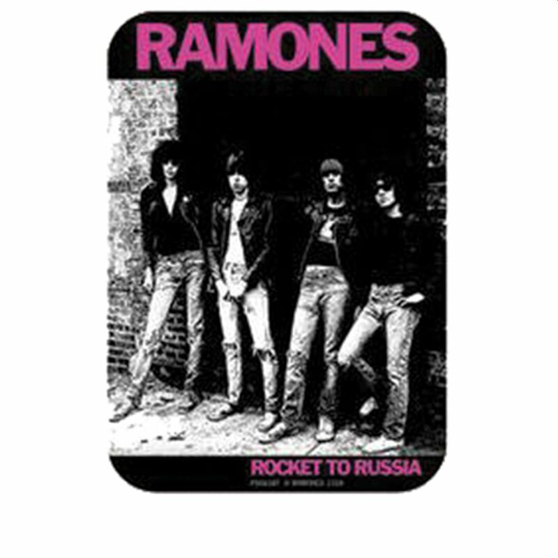 Aufkleber - Ramones - First Album - Sticker