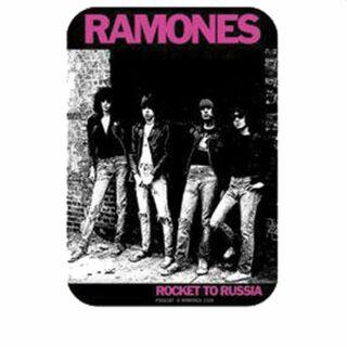 Adhesivo - Ramones - First Album