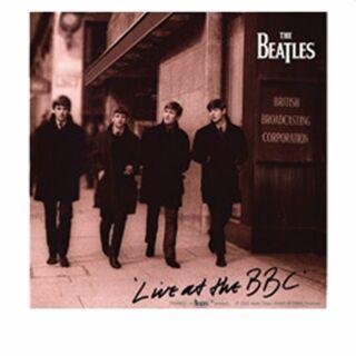 Adhesivo - Beatles - Live at the BBC