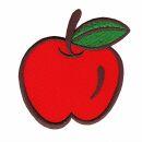 Patch - mela rossa 03 - toppa